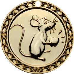Tooth fairy coin Mouse