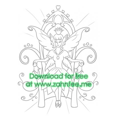 Tsalia, the tooth fairy