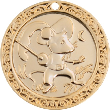 Tooth fairy coin Mouceketeer